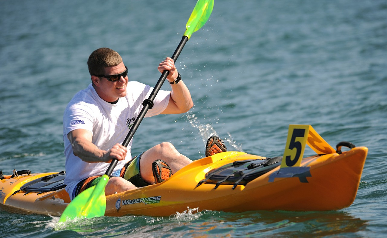 Photo of Kayak competition successfully in Ozona