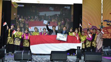 Photo of Indonesia Raih Perak-World Culture Award di Seoul