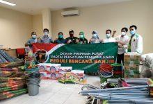 Photo of PPP Salurkan Bantuan Makanan hingga Alat Kebersihan ke Korban Banjir
