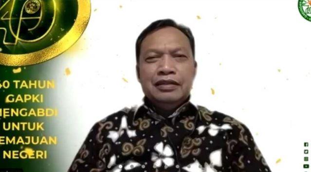 Ketua Umum Gapki, Joko Supriyono