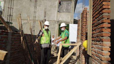 Photo of Muhammad Aras Tinjau Program Sanitasi Pesantren