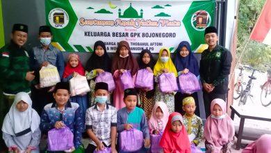 Photo of 10 Muharram, GPK Bojonegoro Santuni Anak Yatim
