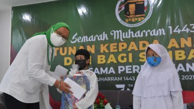 Photo of Semarak Muharram, Perempuan PPP Santuni Anak Yatim Terdampak Pandemi