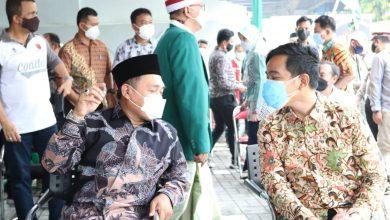"""Photo of Momen Gibran Dipanggil """"Gus"""" Saat Hadiri Kegiatan Donor Darah PWNU Jakarta"""